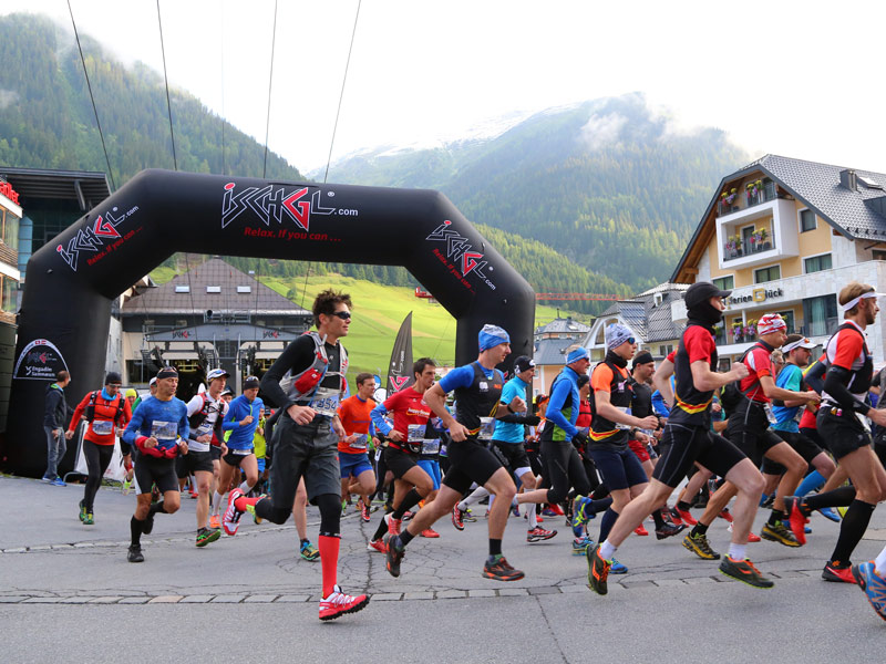 Gore-Tex Transalpine Run